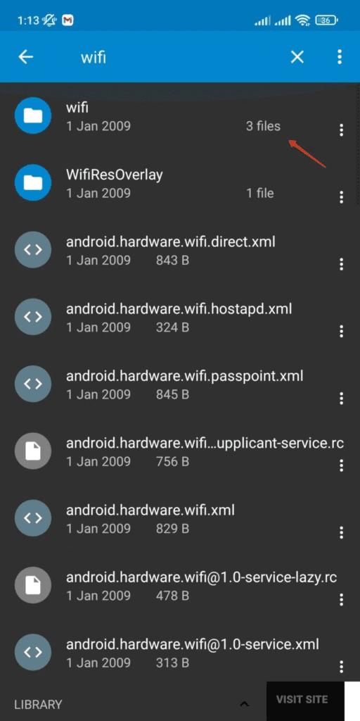 Guide étape par étape : Comment trouver le mot de passe WiFi enregistré sur Android avec / sans root (3 méthodes) 6