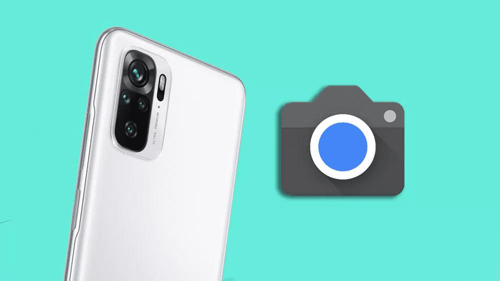 Installer Google Camera pour Redmi